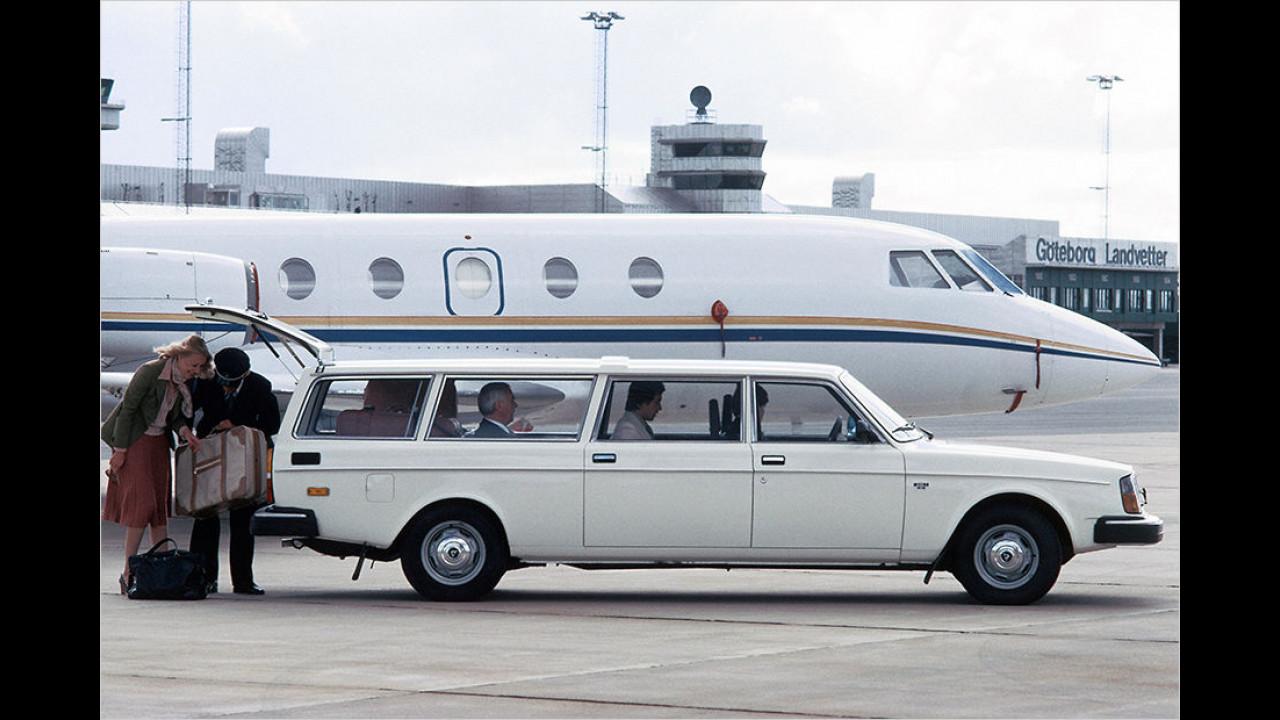 Volvo 245: Die Langversion