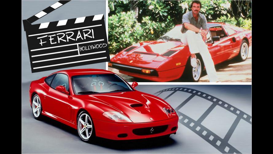Ferrari im Film