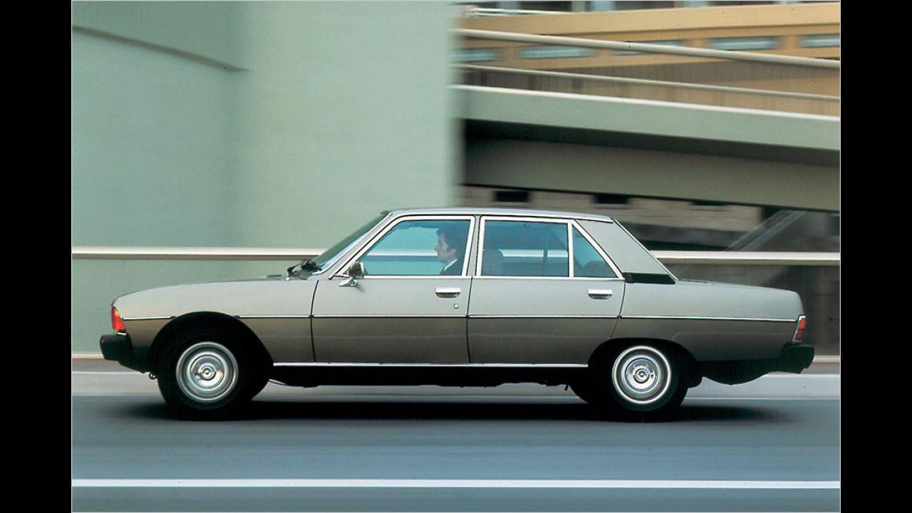 Peugeot 604 (1975)
