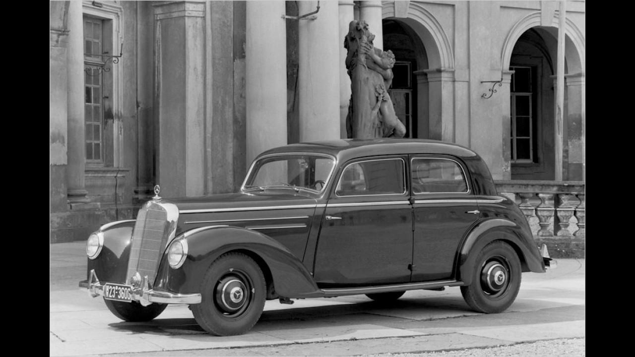 Mercedes 220 (1951)