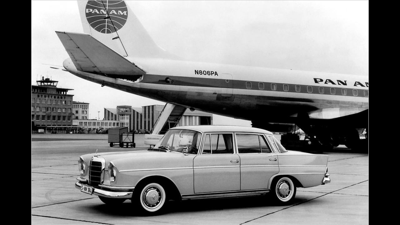 Mercedes 300 SE (1961)