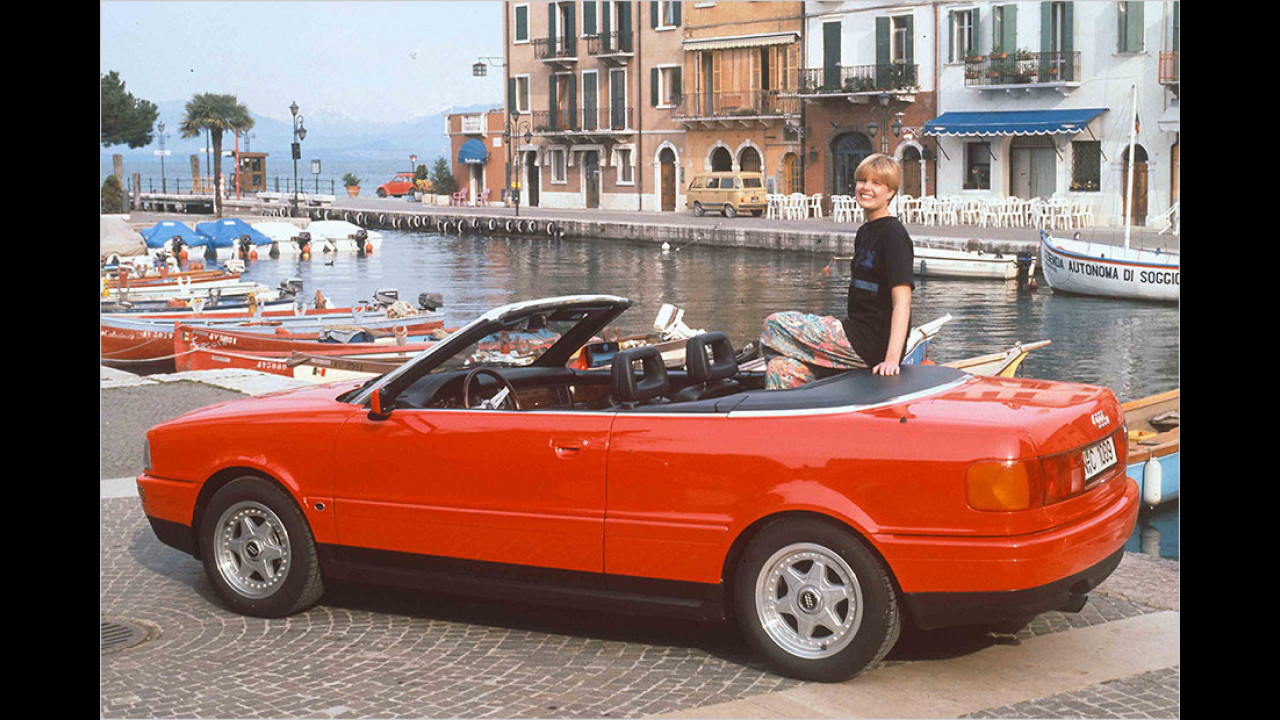 Audi Cabriolet (1991-2000)