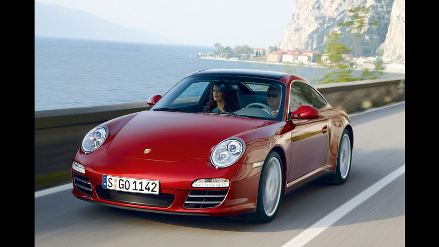 Porsche 997 Targa 4 e 4S restyling