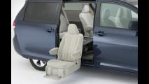 Toyota Sienna con Auto Access Seat