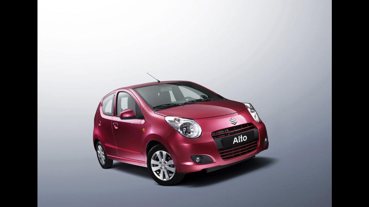 Suzuki Alto preview