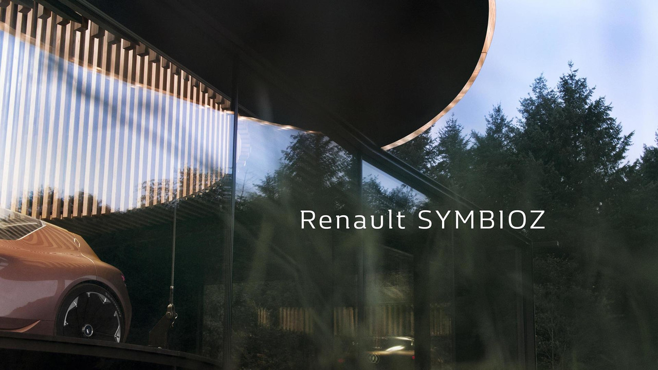 Renault Symbioz tanulmány