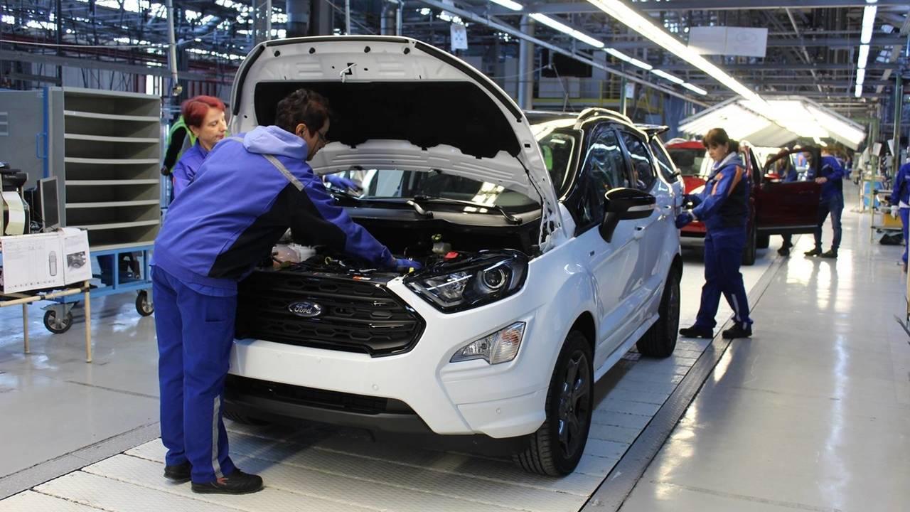 Ford EcoSport - Romênia