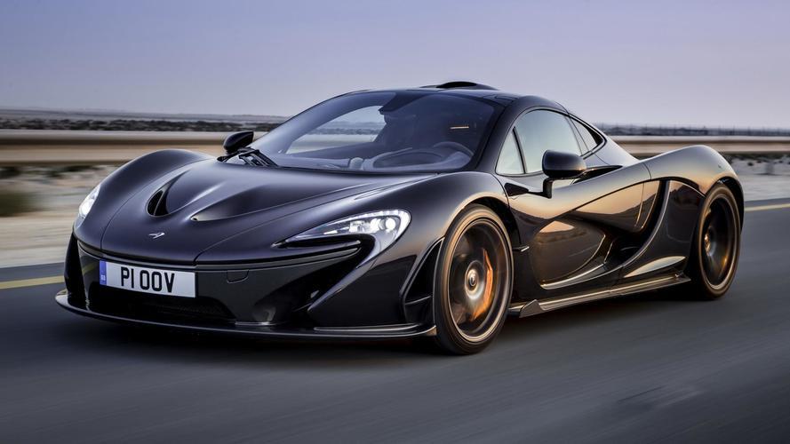 El sucesor híbrido del McLaren P1 llegará en 2024