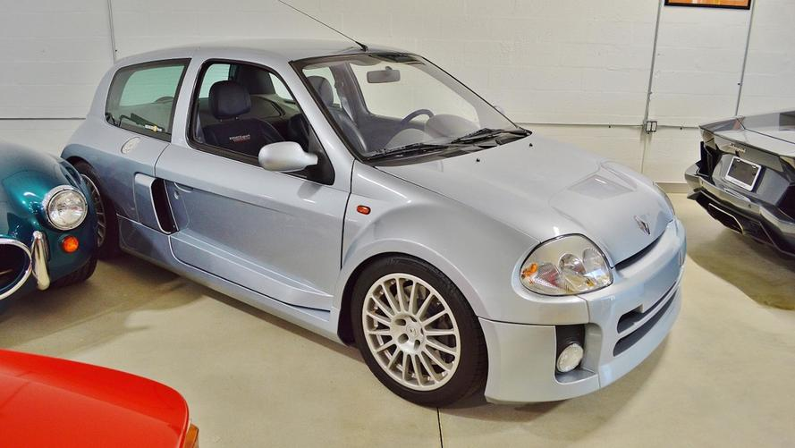 Une Renault Clio V6 à vendre aux États-Unis !