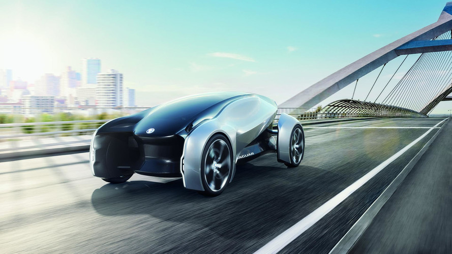 Future-Type - Jaguar imagine la voiture de 2040