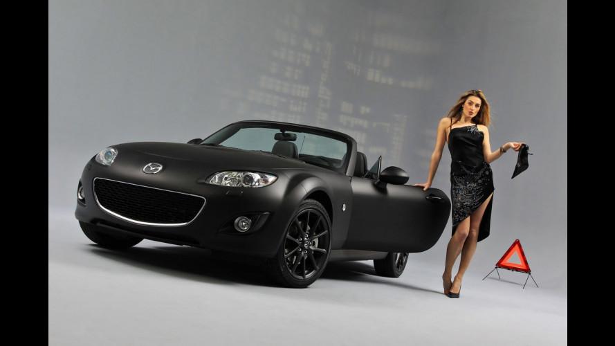 Mazda MX-5 Black & Matte Edition