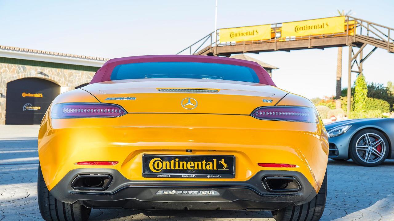 Prueba neumáticos Continental
