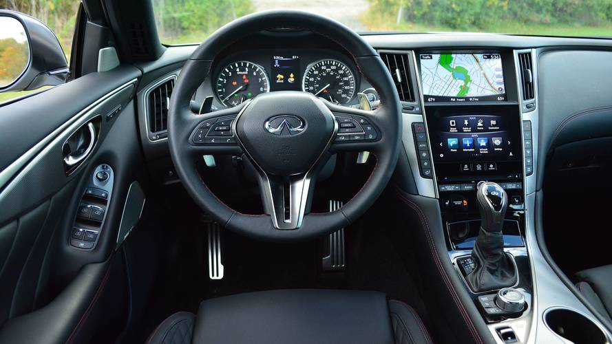 2018 Infiniti Q50 Red Sport 400 Review: Tragically Flawed
