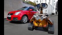 Suzuki sponsor di Disney WALL•E in Inghilterra