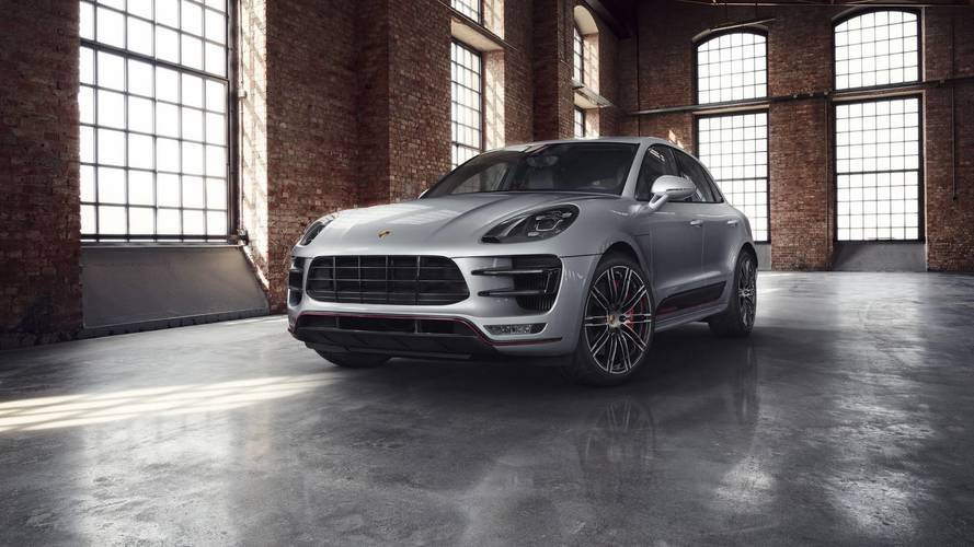 Porsche Macan Turbo Gets The Exclusive Manufaktur Treatment