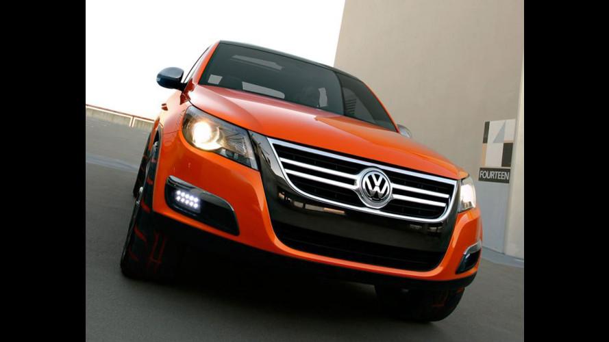 Volkswagen Tiguan: anteprima sul web!