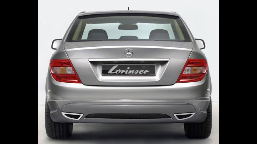 Mercedes Classe C by Lorinser
