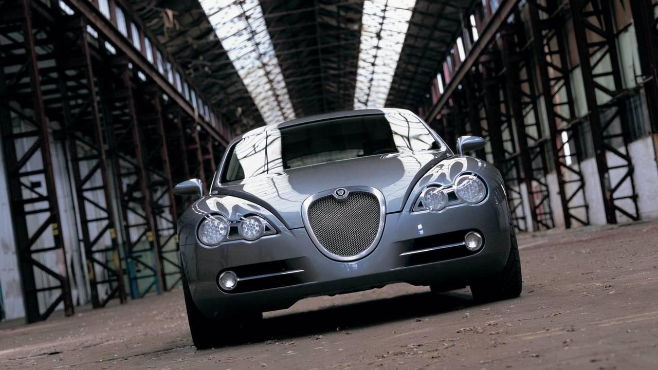 2003 Jaguar R-D6 concept