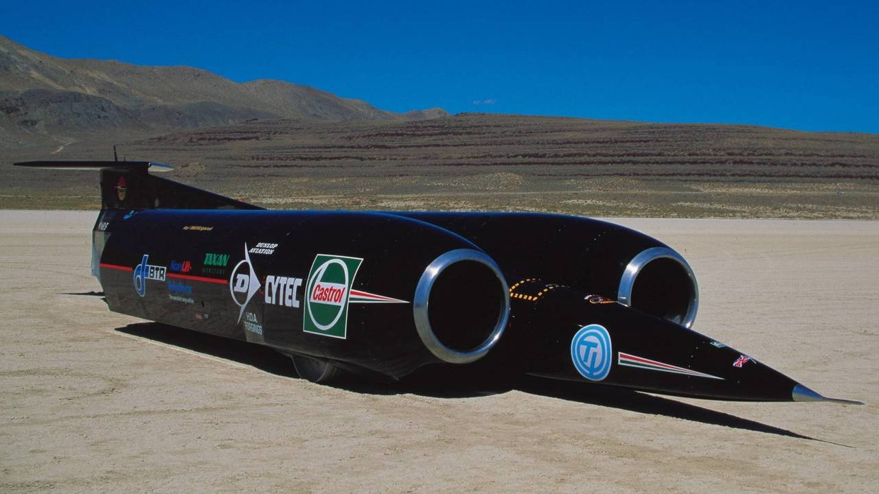 13. Thrust SSC, 1997