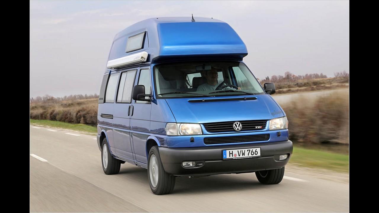 Platz 8: VW T4 (Bus/Caravelle)
