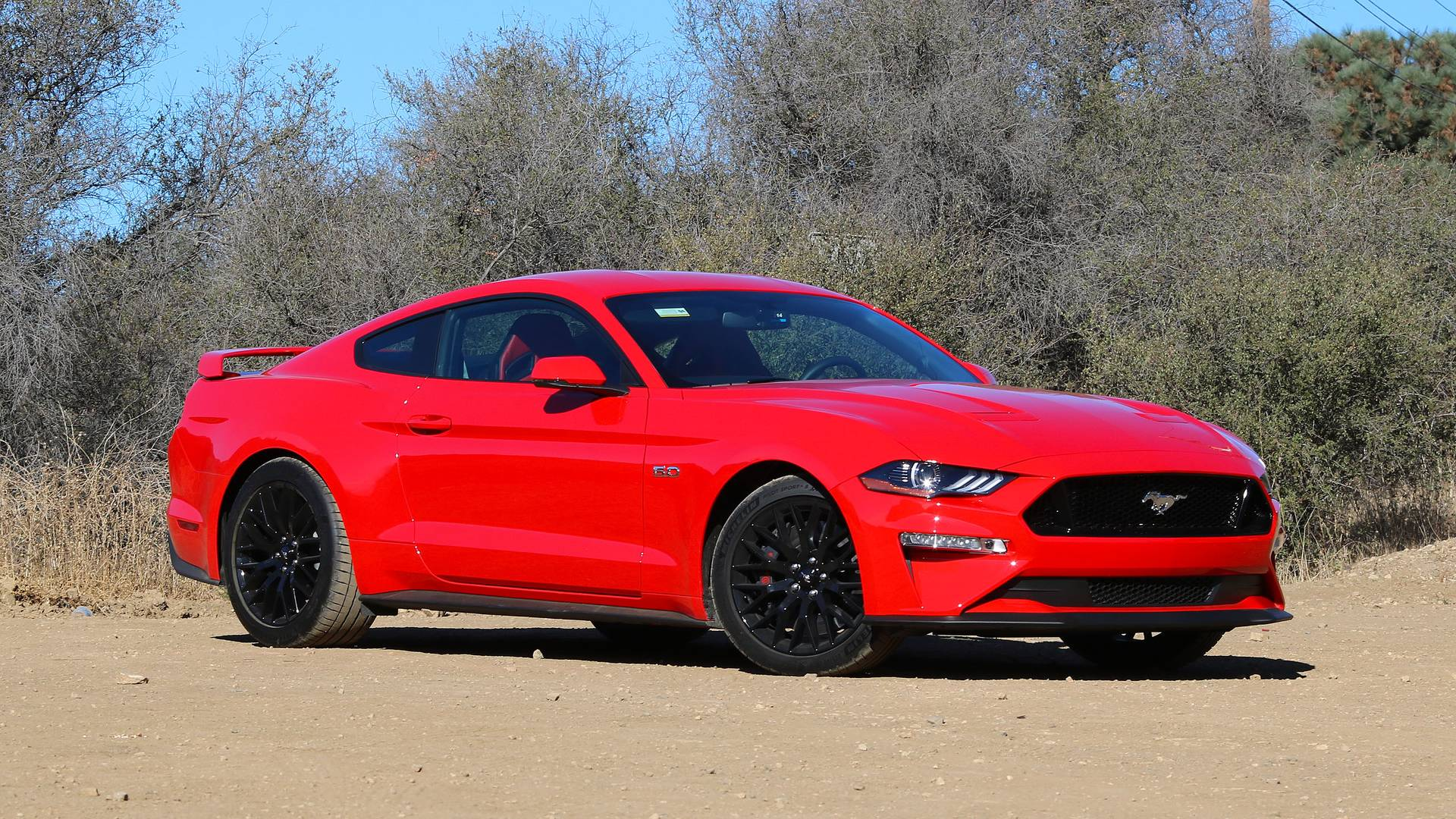 Ford Com Mustang >> 2018 Ford Mustang First Drive An All Round Better Pony Car