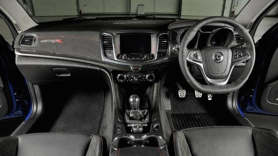 2017 Vauxhall VXR8 GTS-R