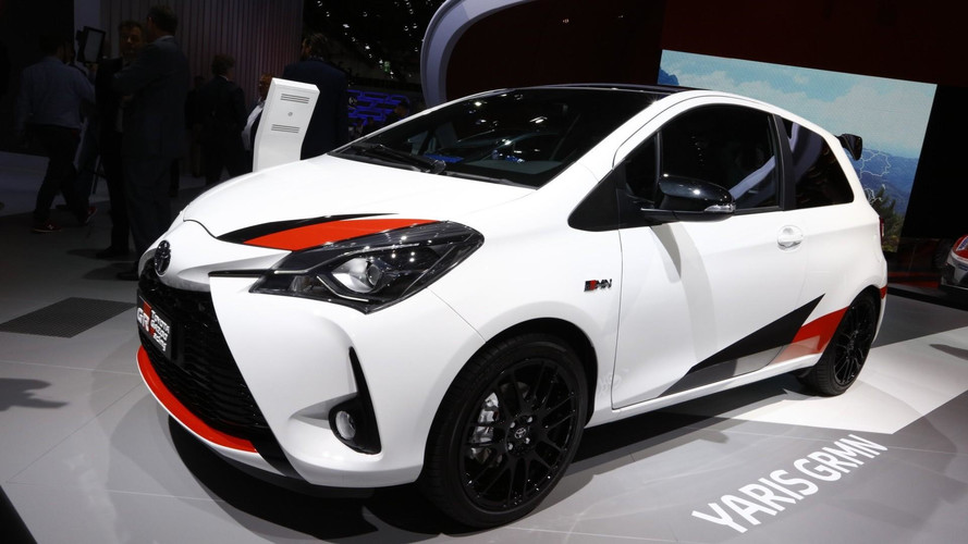 Toyota Yaris GRMN Is Quicker Than A Fiesta ST