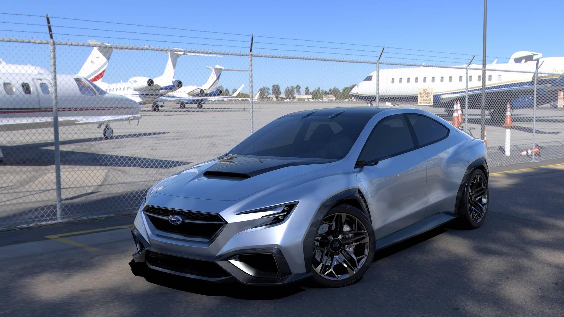 Subaru Impreza Wrx Sti 2021 Engine