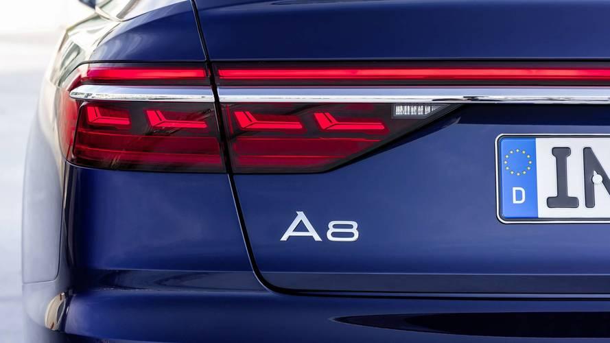 Makyajlı Audi A8 beraberinde Horch ismini getirebilir