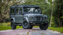 Land Rover Defender Project Kingsman by East Coast Defender
