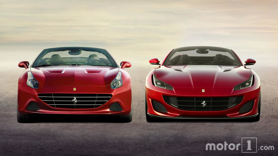 Ferrari Portofino Vs California T: See The Changes Side-By-Side