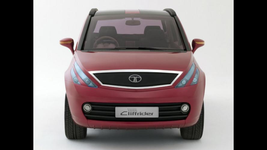 Tata Motors Cliffrider Concept e Crossover Concept