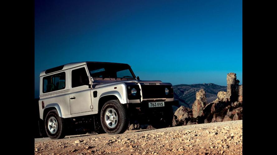 Land Rover Defender: l'evoluzione continua...