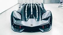 Lamborghini Hybrid Hypercar soll auf der IAA 2019 debütieren