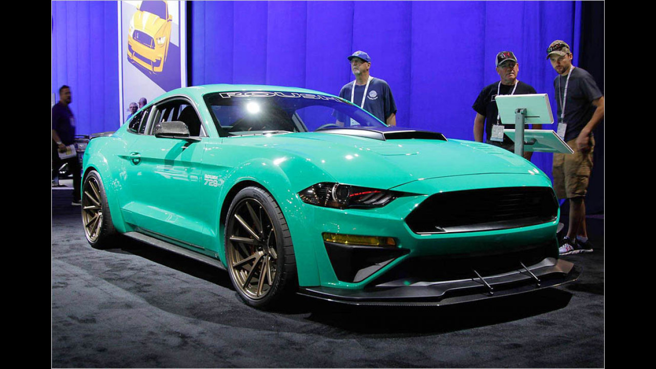 Roush Ford Mustang 729