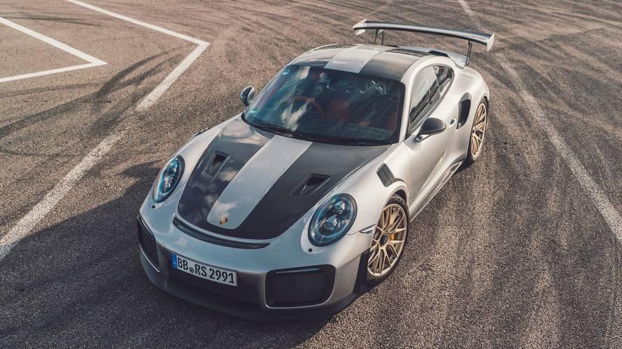 VIDÉO - La Porsche 911 GT2 RS aux mains de Mark Webber lors du GP Australie F1!
