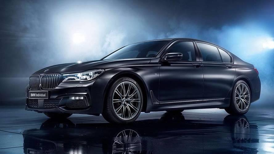 La BMW Série 7 sera restylée en 2019