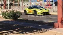 2109 Aston Martin Vantage kémfotók