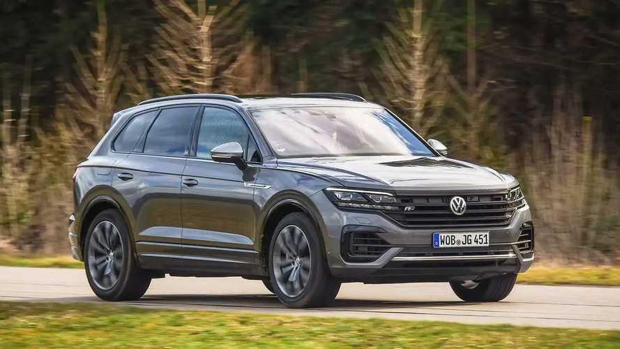 Volkswagen Touareg One Million (2020) im Test