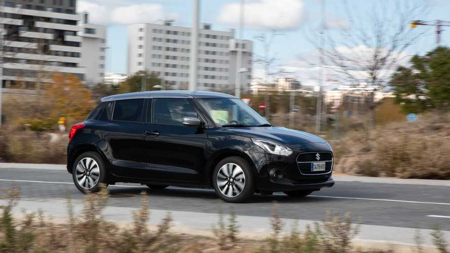 Guía de compra Suzuki Swift GLX 1.2L Mild Hybrid 2020
