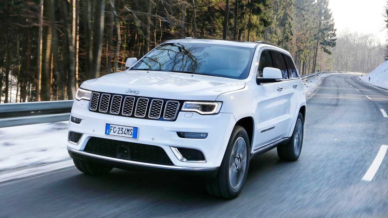 Jeep Grand Cherokee: Bis 3.500 Kilo