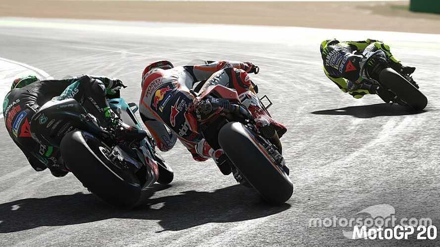 Vídeo y fotos: así luce el nuevo MotoGP20