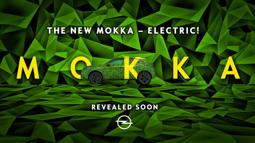Opel Mokka, i teaser della nuova generazione