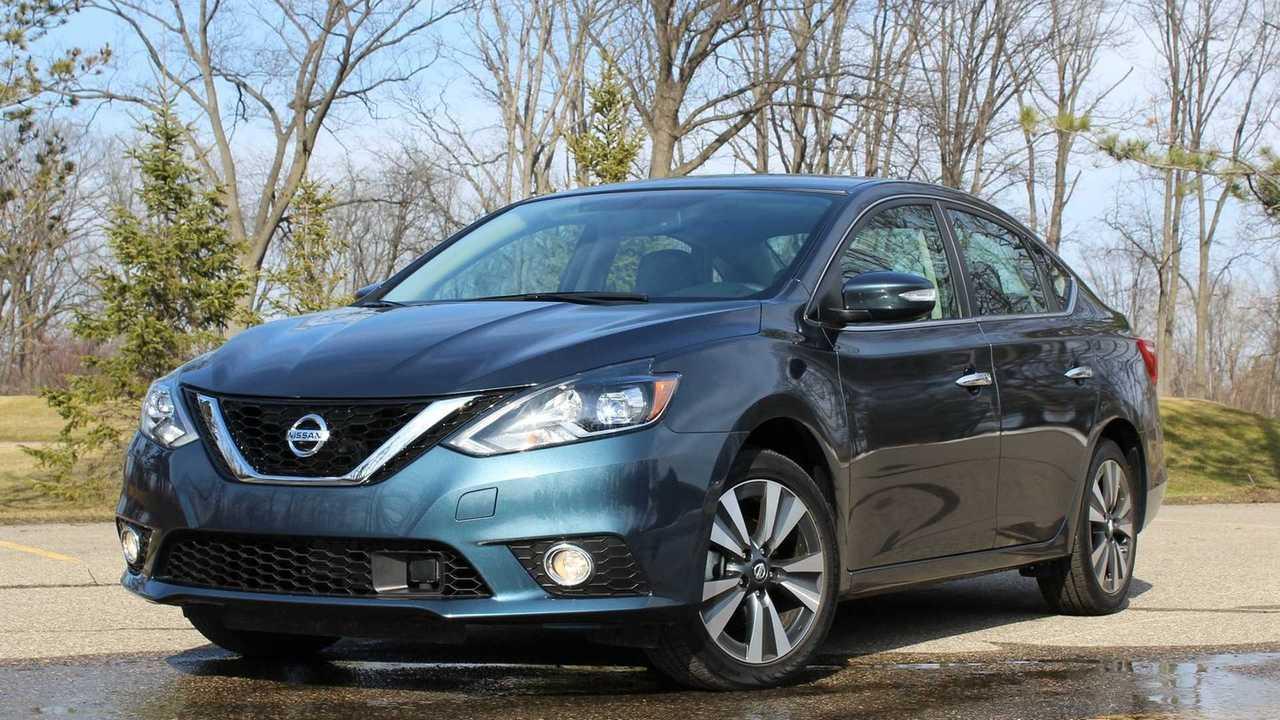 20. Nissan Sentra: 184,618 Units