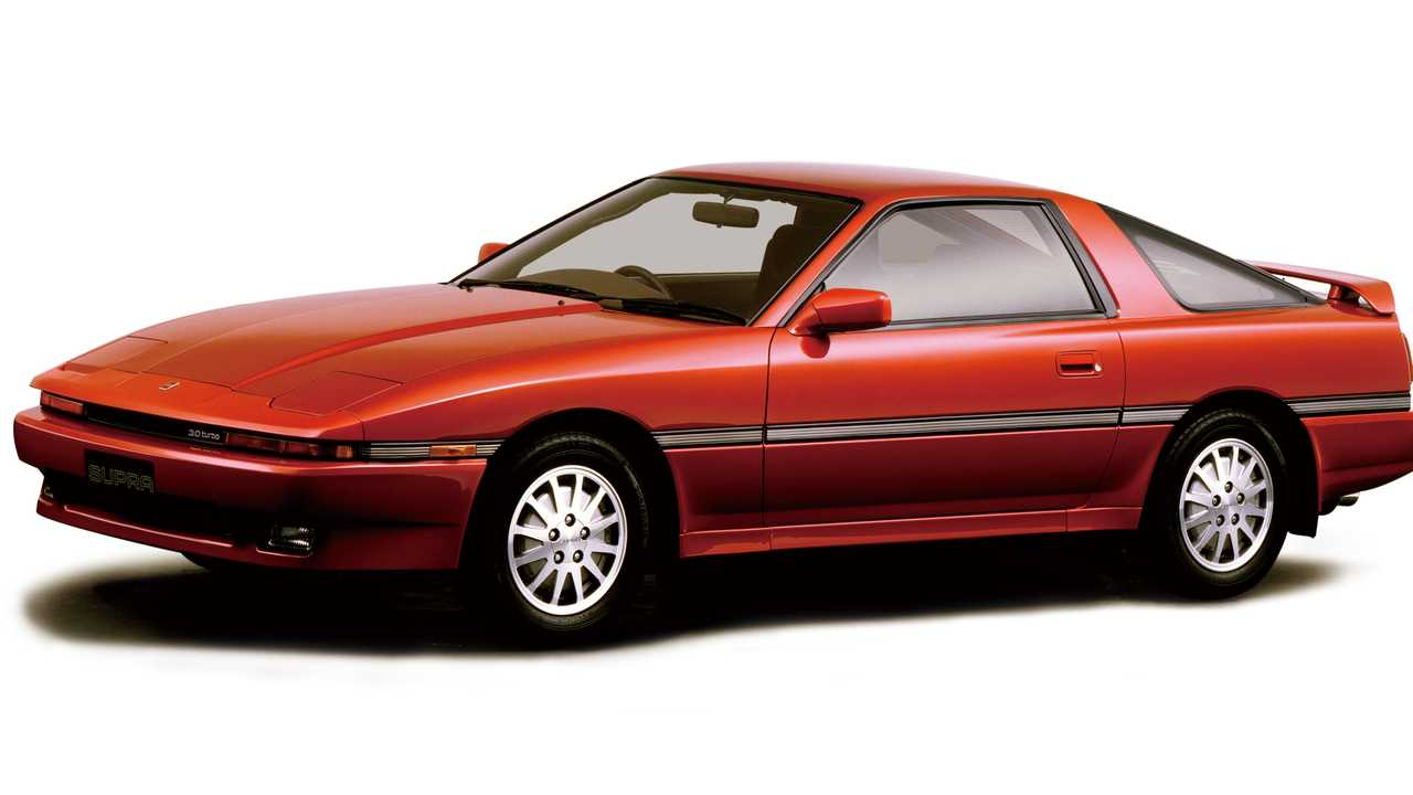 Toyota Making Parts For Classic Supras