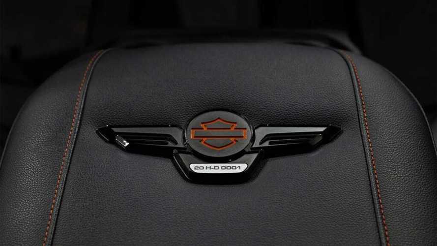 2020 Harley-Davidson GMC Sierra