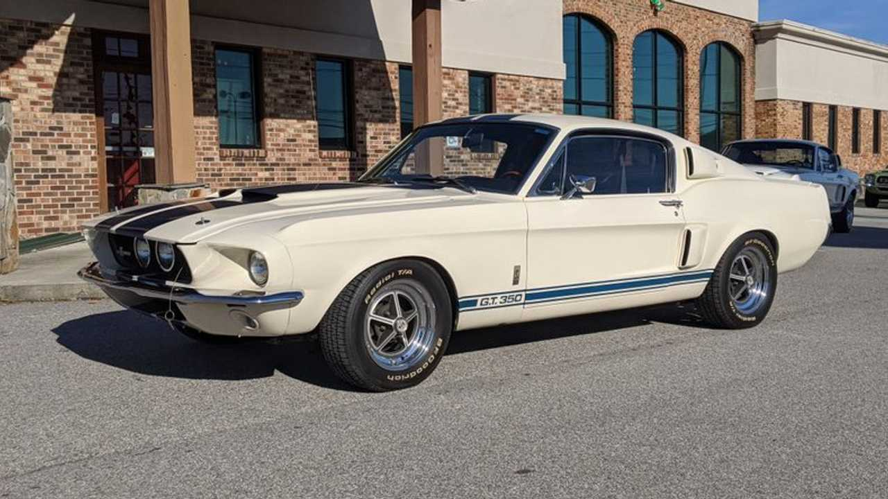 Fill Your Stable With Classic Shelby Mustangs