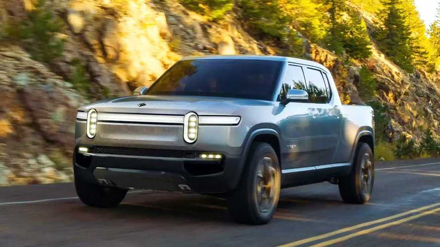 Rivian R1T Electric Truck & R1S SUV Estimated Order & Delivery Times