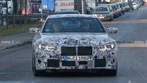 2021 BMW M4 Coupe new spy photos
