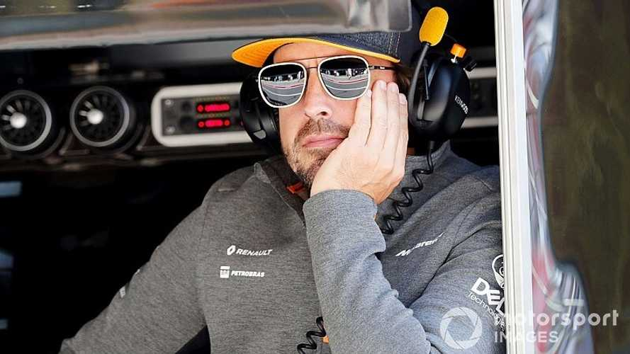 F1: Alonso não renova com McLaren e deixa de ser embaixador da equipe